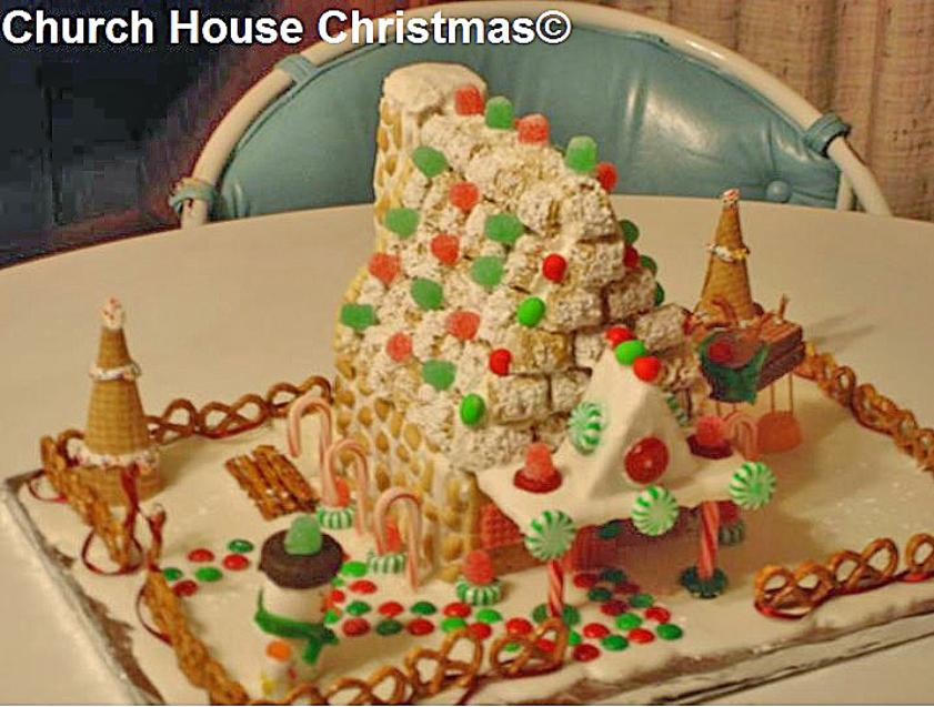 How to make a gingerbread house with graham crackers pictures
